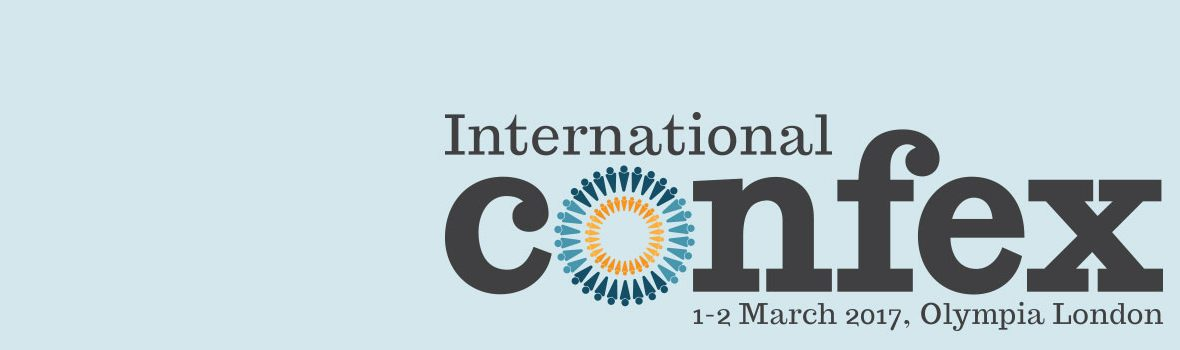 See us at International Confex 2017