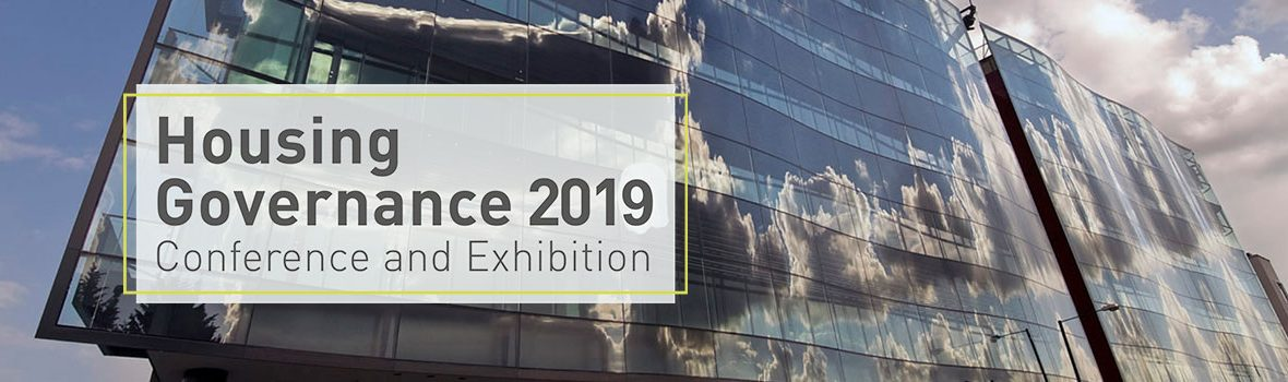 HOUSING GOVERNANCE CONFERENCE AND EXHIBITION 2019