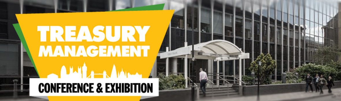 TREASURY MANAGEMENT CONFERENCE AND EXHIBITION 2019